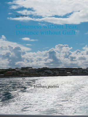 cover image of Closeness without Fear, Distance without Guilt