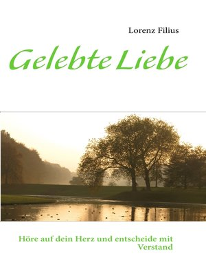 cover image of Gelebte Liebe