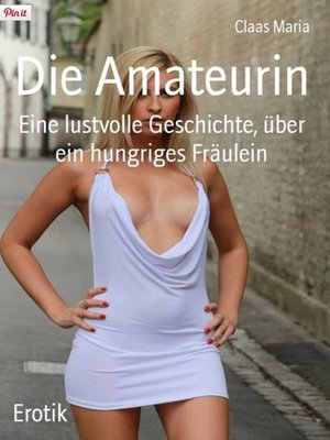 cover image of Die Amateurin