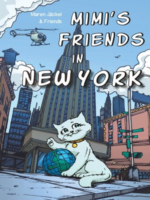 cover image of Mimi's Friends in New York