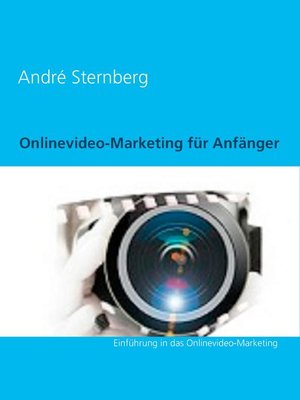 cover image of Onlinevideo-Marketing für Anfänger