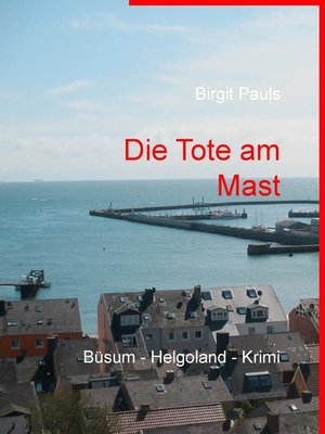 cover image of Die Tote am Mast