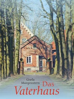 cover image of Das Vaterhaus