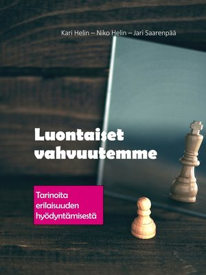 cover image of Luontaiset vahvuutemme