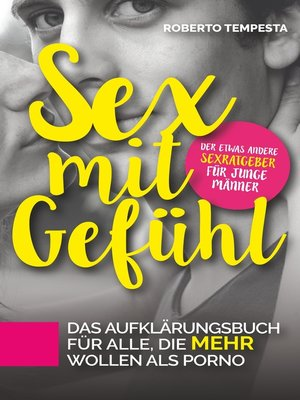cover image of Sex mit Gefühl