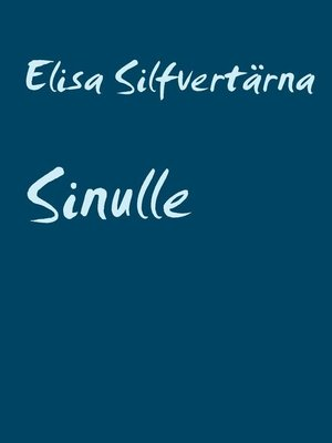cover image of Sinulle