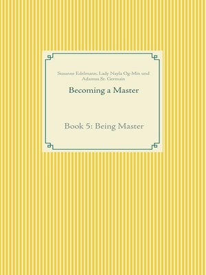 cover image of Book 5: Being Master