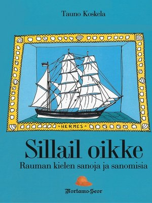 cover image of Sillail oikke