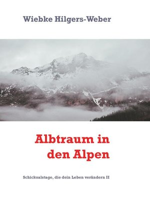 cover image of Albtraum in den Alpen