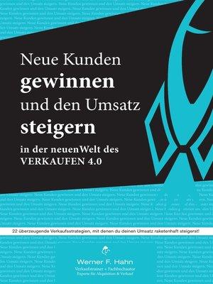 cover image of Neue Kunden gewinnen und den Umsatz steigern