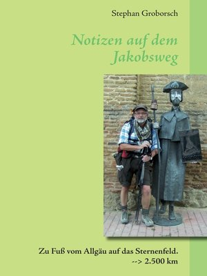 cover image of Notizen auf dem Jakobsweg