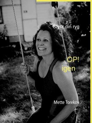 cover image of OP igen--styrk din ryg