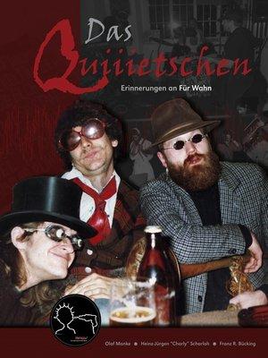 cover image of Das Quiiietschen