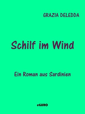 cover image of Schilf im Wind