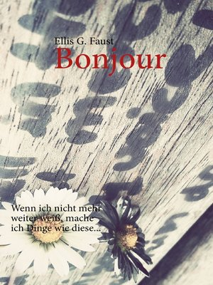 cover image of Bonjour
