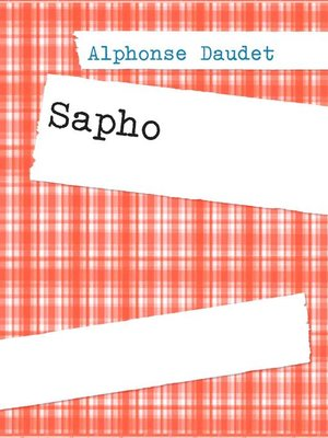 cover image of Sapho