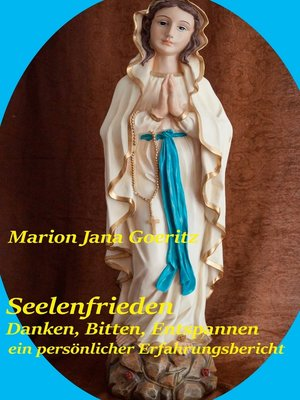 cover image of Seelenfrieden