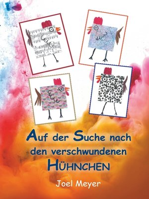 cover image of Auf der Suche nach den verschwundenen Hühnchen