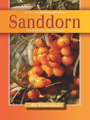 cover image of Sanddorn