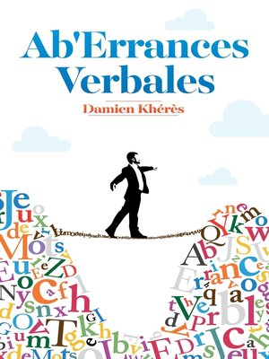 cover image of Ab'errances Verbales
