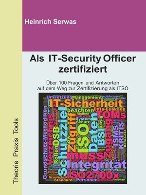 cover image of Als IT-Security Officer zertifiziert