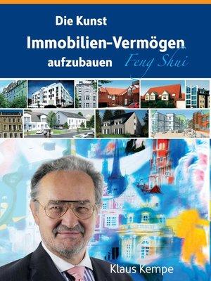 cover image of Die Kunst Immobilien-Vermögen aufzubauen