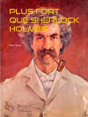 cover image of Plus fort que Sherlock Holmes