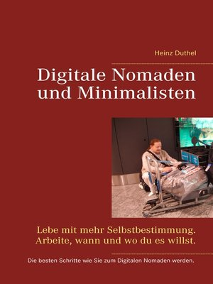 cover image of Digitale Nomaden und Minimalisten