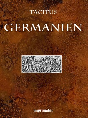 cover image of Germanien