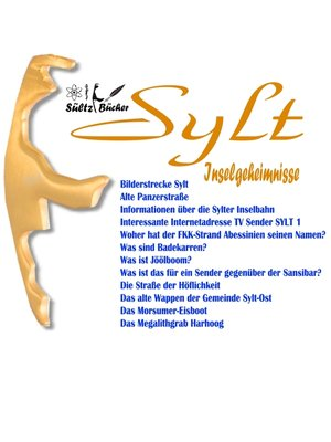 cover image of SYLT--Inselgeheimnisse
