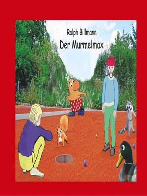 cover image of Der Murmelmax
