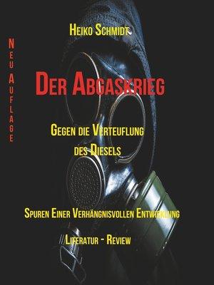 cover image of Der Abgaskrieg