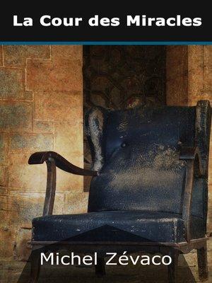 cover image of La Cour des Miracles