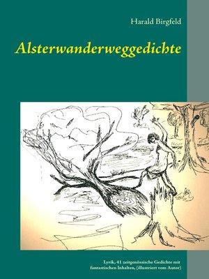 cover image of Alsterwanderweggedichte