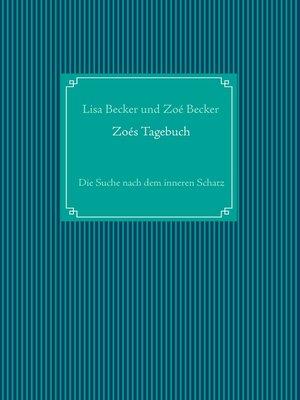 cover image of Zoés Tagebuch