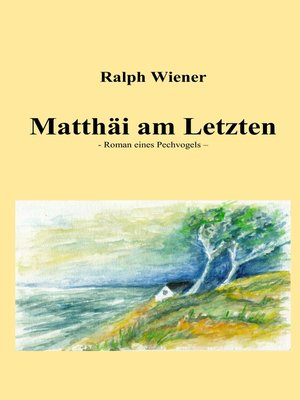 cover image of Matthäi am Letzten