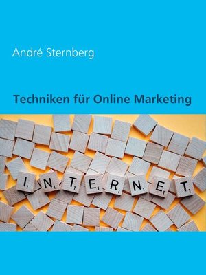 cover image of Techniken für Online Marketing