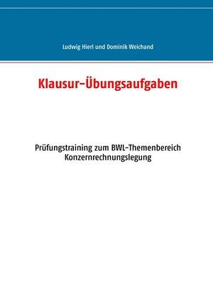 cover image of Klausur-Übungsaufgaben