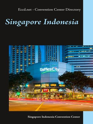 cover image of Singapore Indonesia