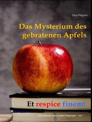 cover image of Das Mysterium des gebratenen Apfels