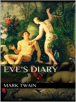 cover image of Eve's Diary