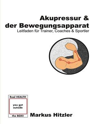 cover image of Akupressur & der Bewegungsapparat