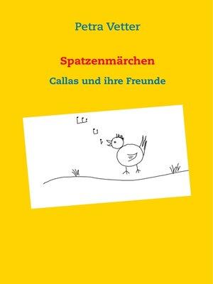 cover image of Spatzenmärchen