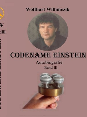 cover image of Codename Einstein--Band III