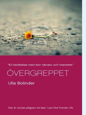 cover image of Övergreppet