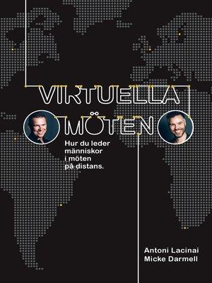 cover image of Virtuella möten