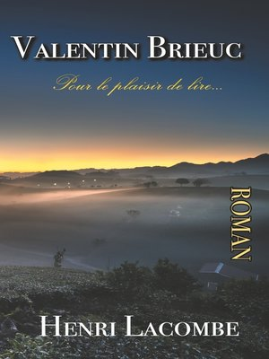 cover image of Valentin Brieuc