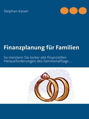 cover image of Finanzplanung für Familien