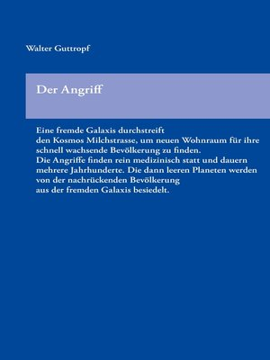cover image of Der Angriff