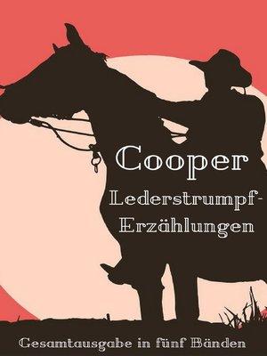 cover image of Lederstrumpf-Erzählungen